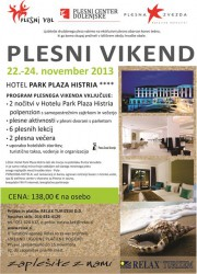 plesni vikend PULA 2013net