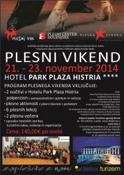 Plesni vikend PULA 2014 2net